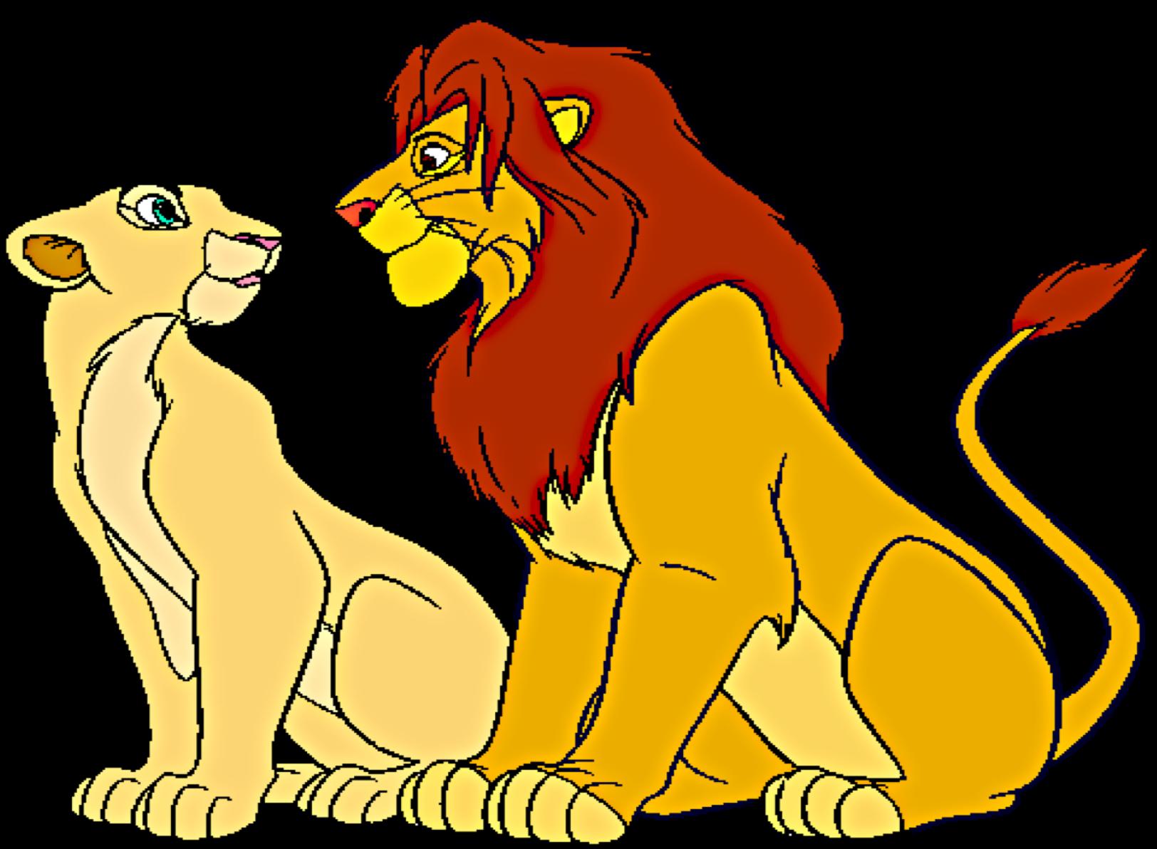 Kopa Images Simba And Nala Hd Wallpaper And Background