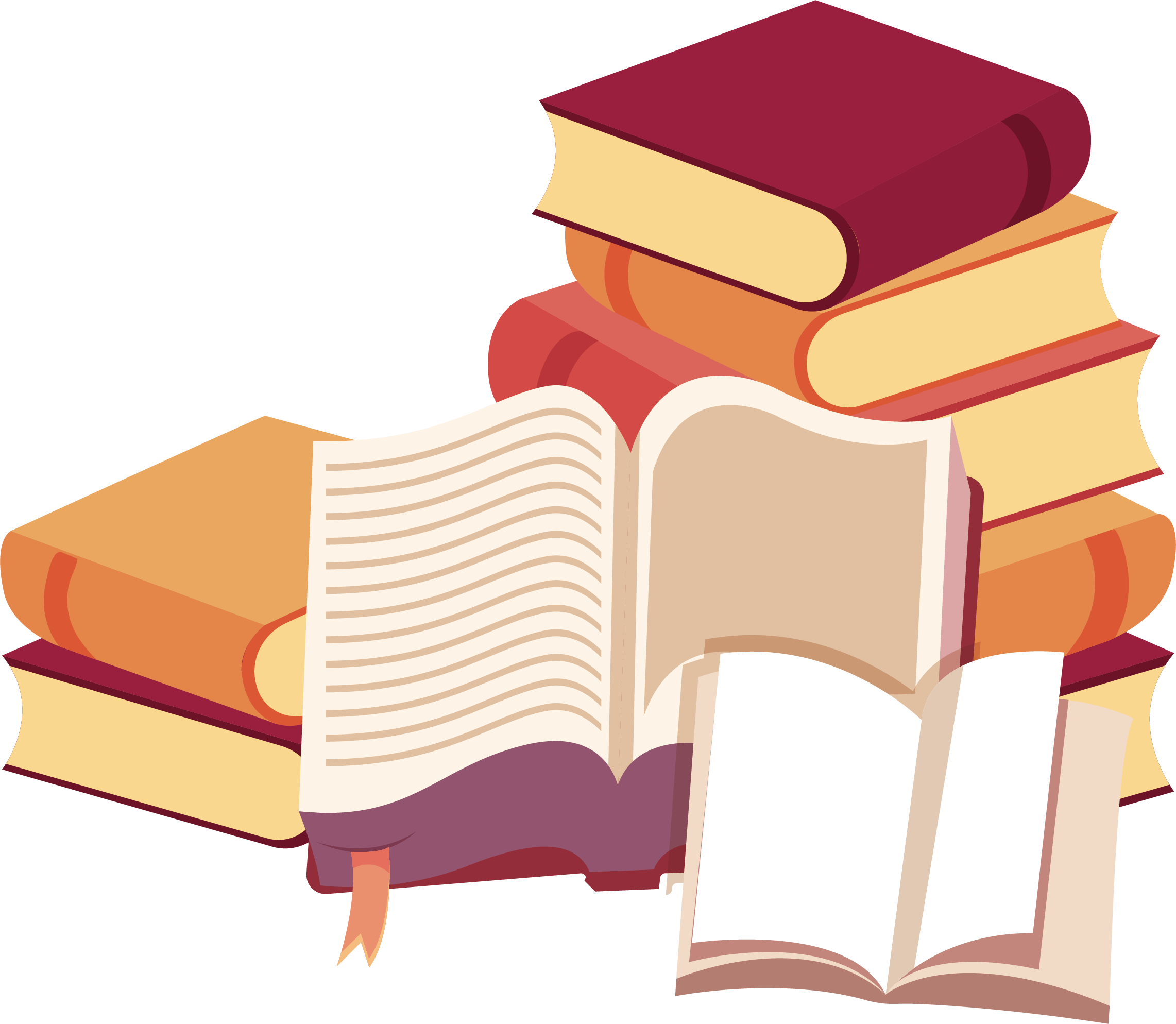 Книги картинка пнг