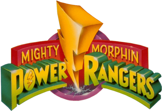 Power Rangers 25th Anniversary Celebrations Begin With - Mighty Morphin Power Rangers Logo (600x398)