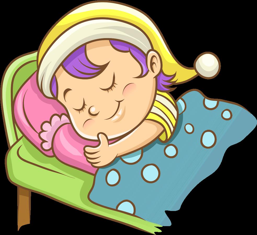 Прикольные мультяшные картинки дети спят