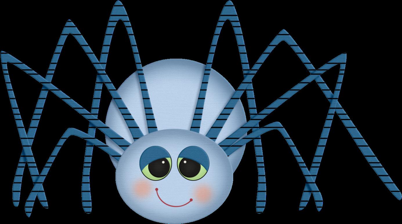Картинки пауков из мультиков