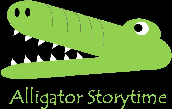 Alligator Clip Art Preschool - Crocodile Snapping Clipart (660x436)