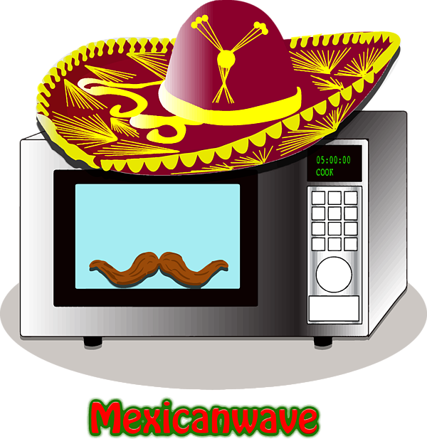Click And Drag To Re-position The Image, If Desired - Microwave Oven (600x617)