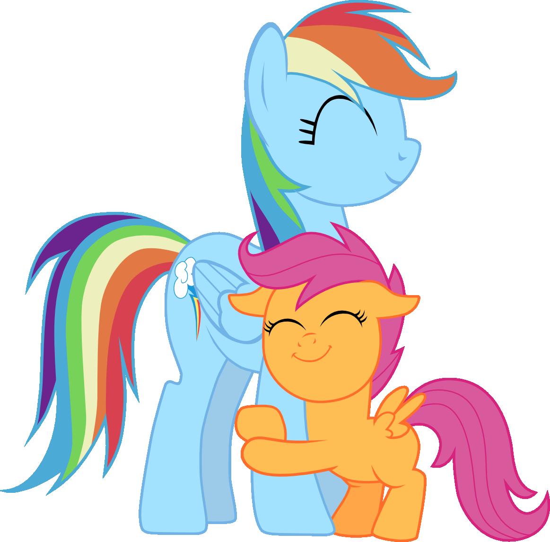 желаю дружба это чудо картинки радуга и скуталу этот