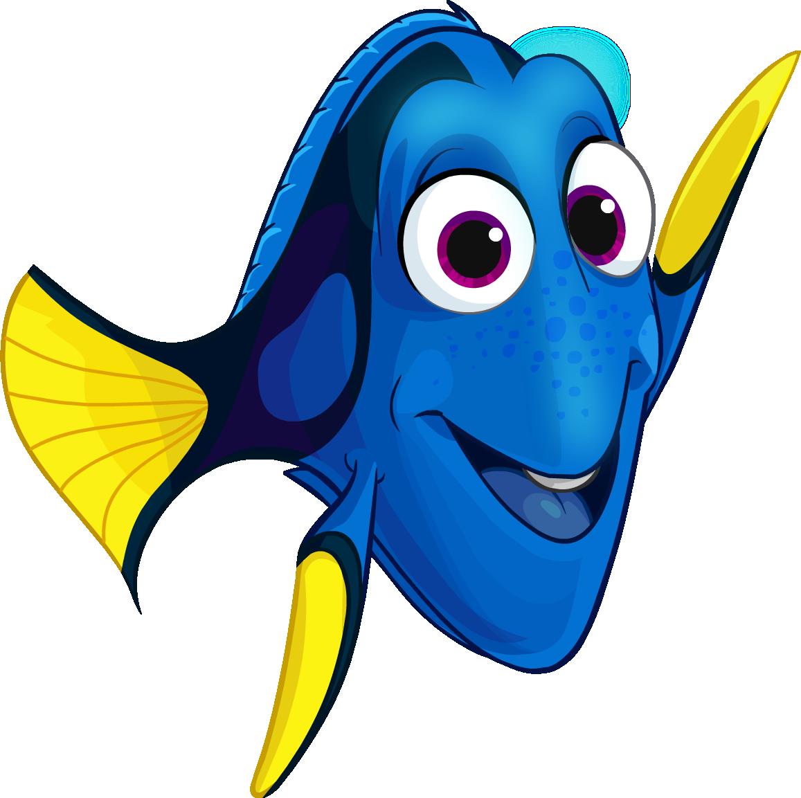 Рыба из мультфильмов картинки