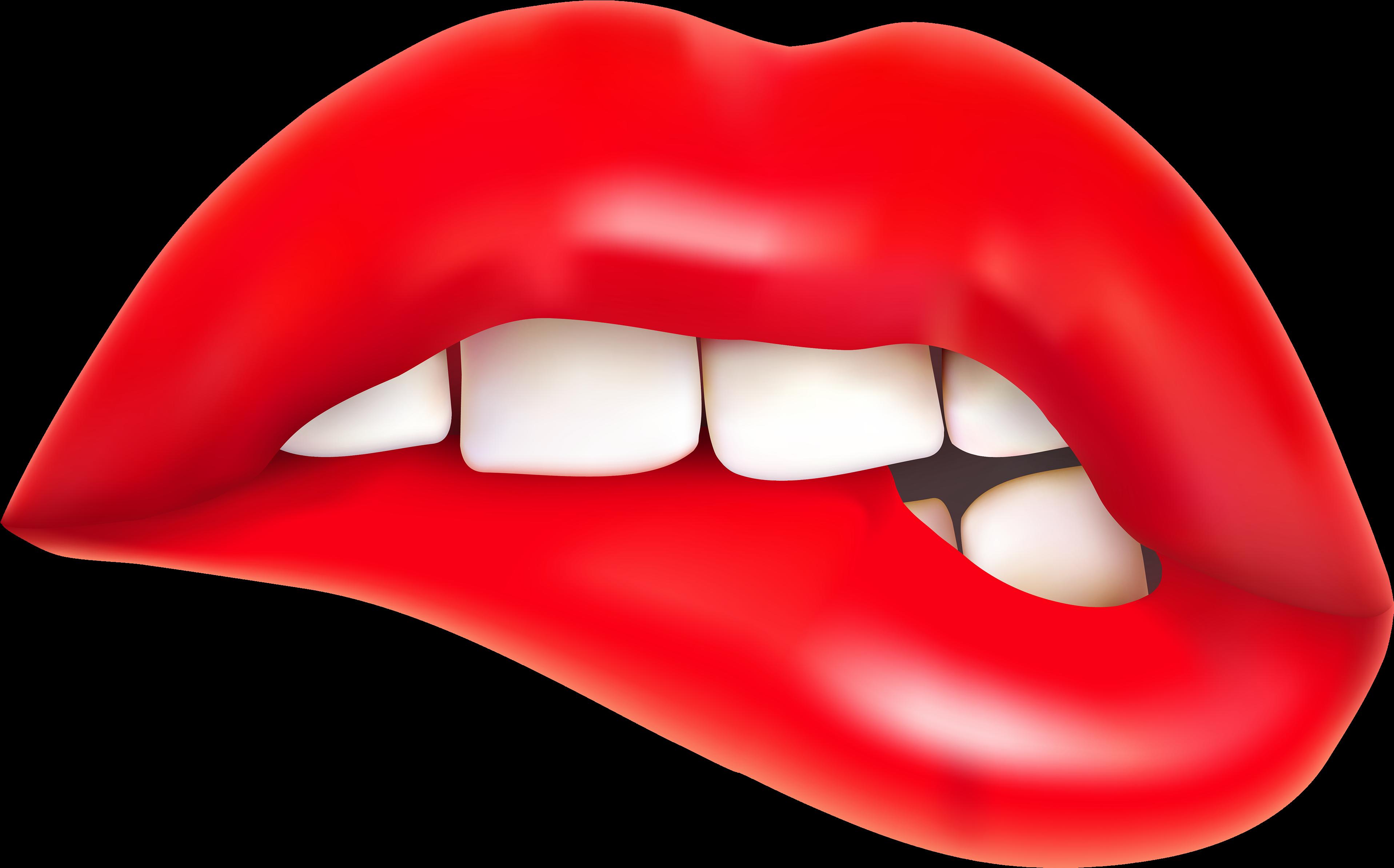 прозрачные картинки губ про вязания