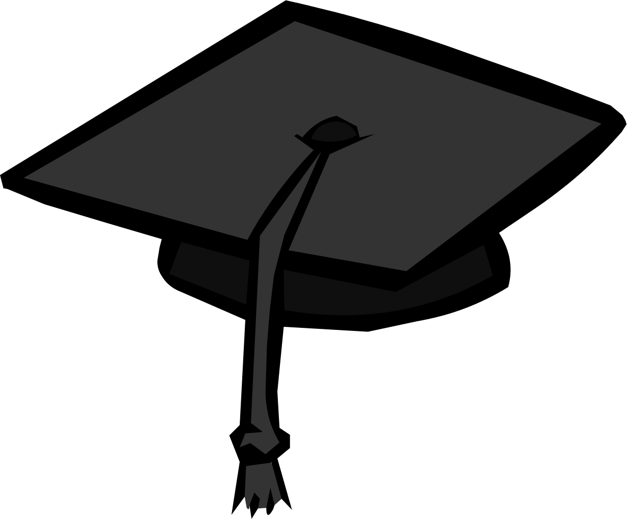 Graduation Cap Png - Graduation Cap Clipart Transparent (1798x1490)