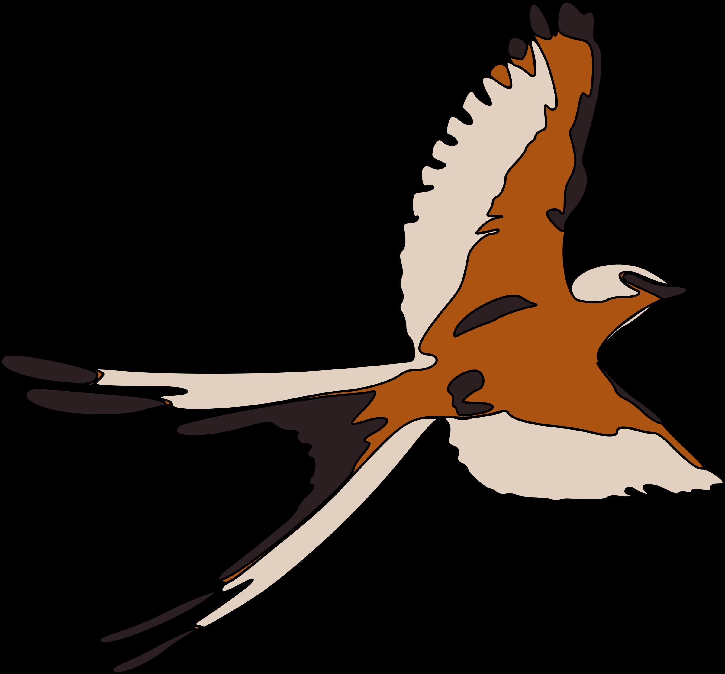 Sea Bird Clipart Maya Pencil And In Color - Maya Bird Clipart (2400x2231)