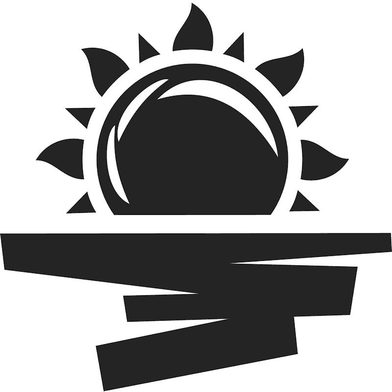 Handdrawn Sun Stamp - Bookplate (800x800)