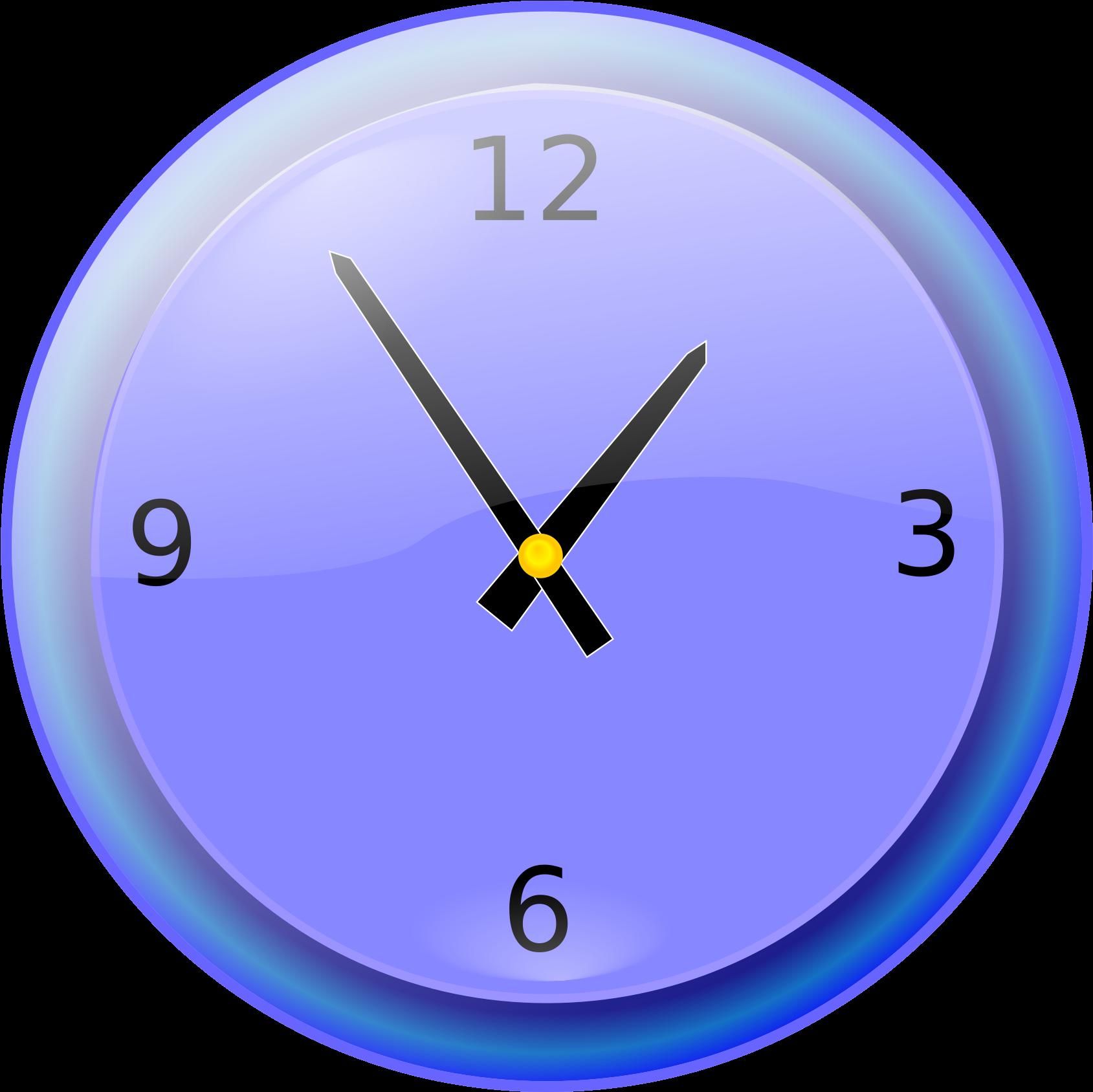Для текста, картинка часов со стрелками анимация