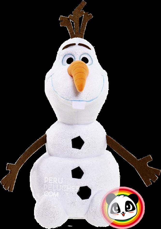 Frozen Peluche Olaf - Giochi Preziosi 70182721 Frozen Olaf Feature Plush (1024x1024)
