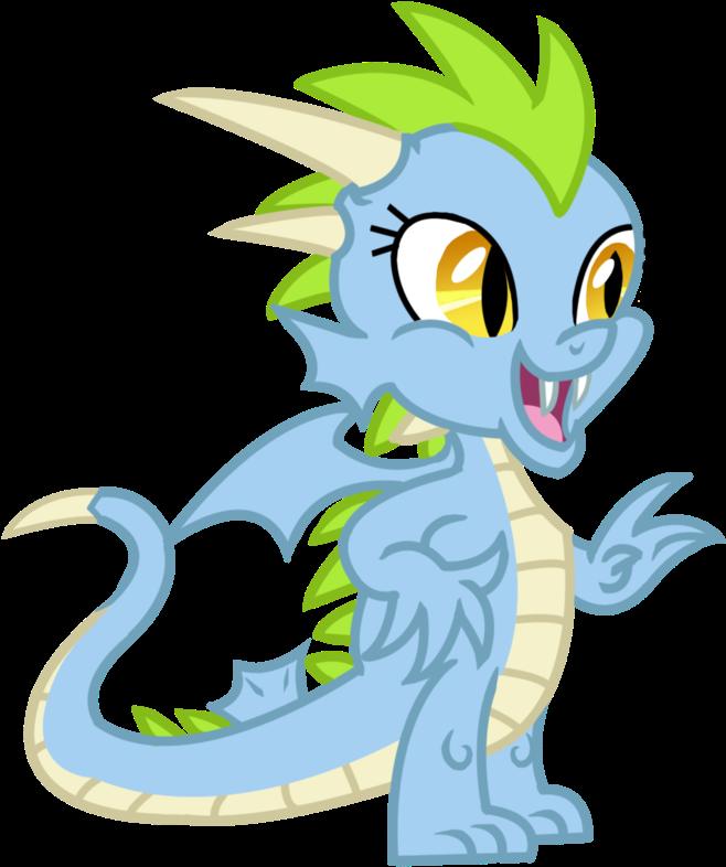 Картинки драконов из май литл пони