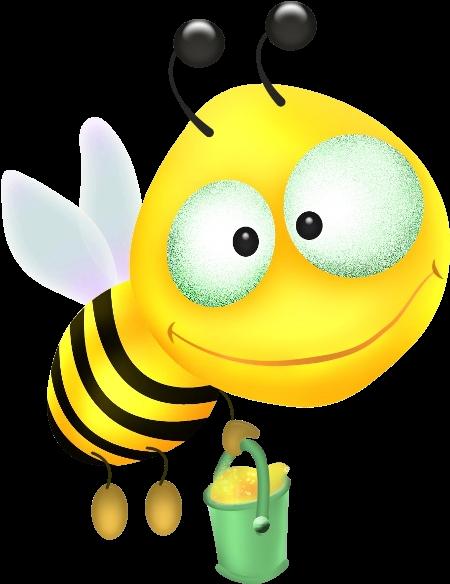 Картинки смешной пчелки, картинки надписями