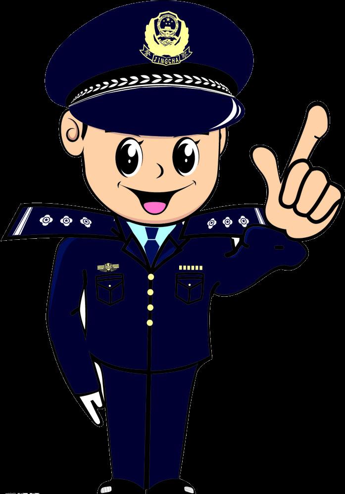 Картинка для детей милиционера
