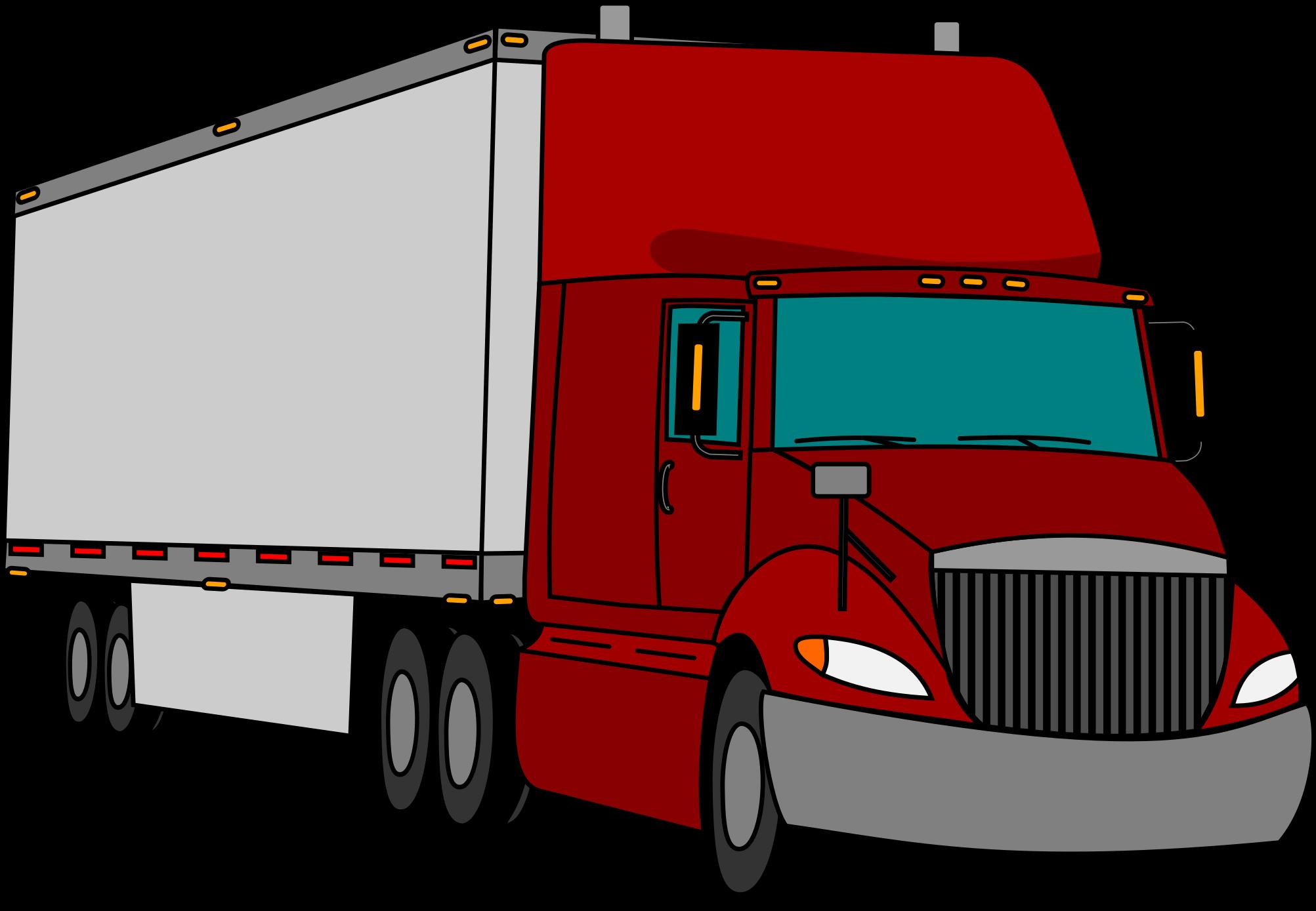 Картинки с грузовыми машинами для презентации