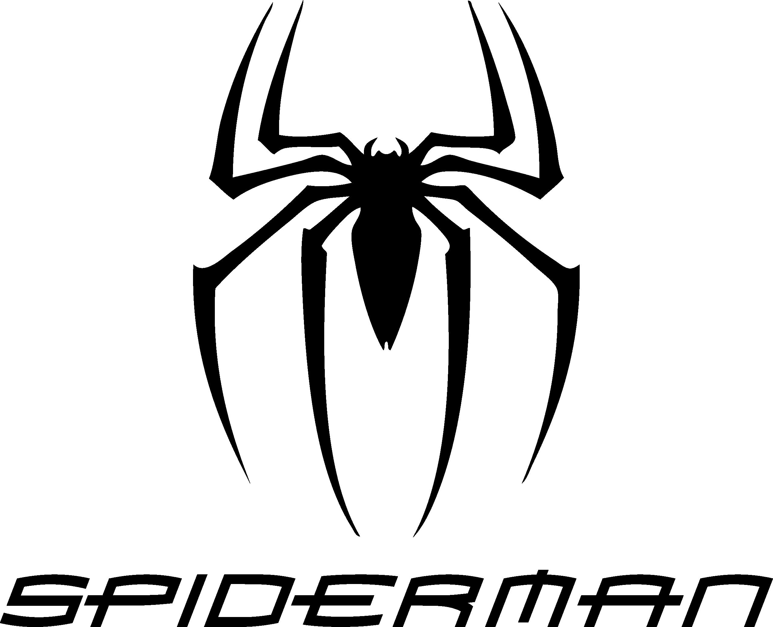 эмблема человека паука картинки карандашом чему