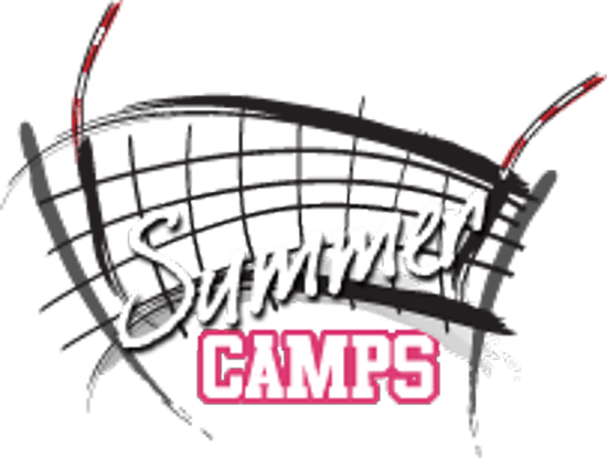 Summer Volleyball Camp Logo (550x415)