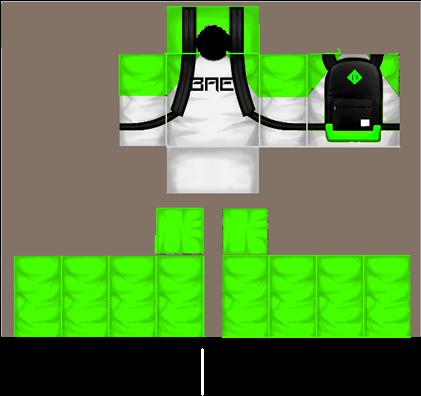 Free Roblox Green Tuxedo Template Green Shirt Template Roblox