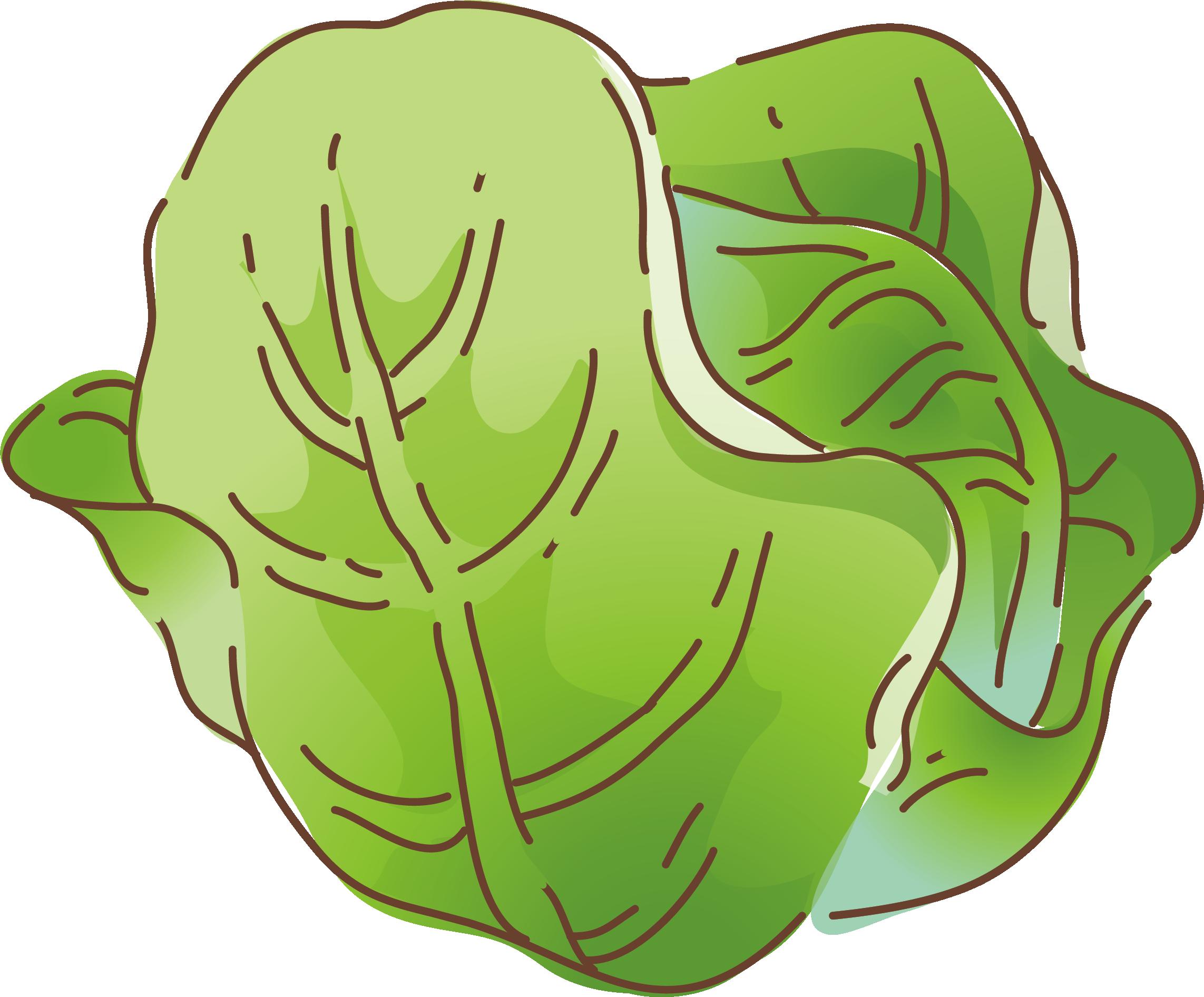 Картинки анимации капуста