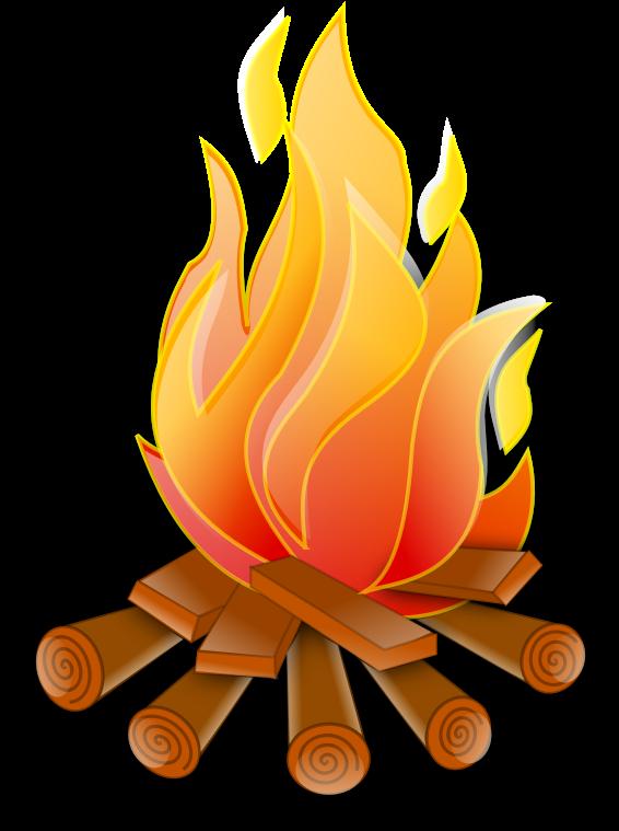 Fire June Holiday's - Fogueira De São João Vetor (1024x1024)