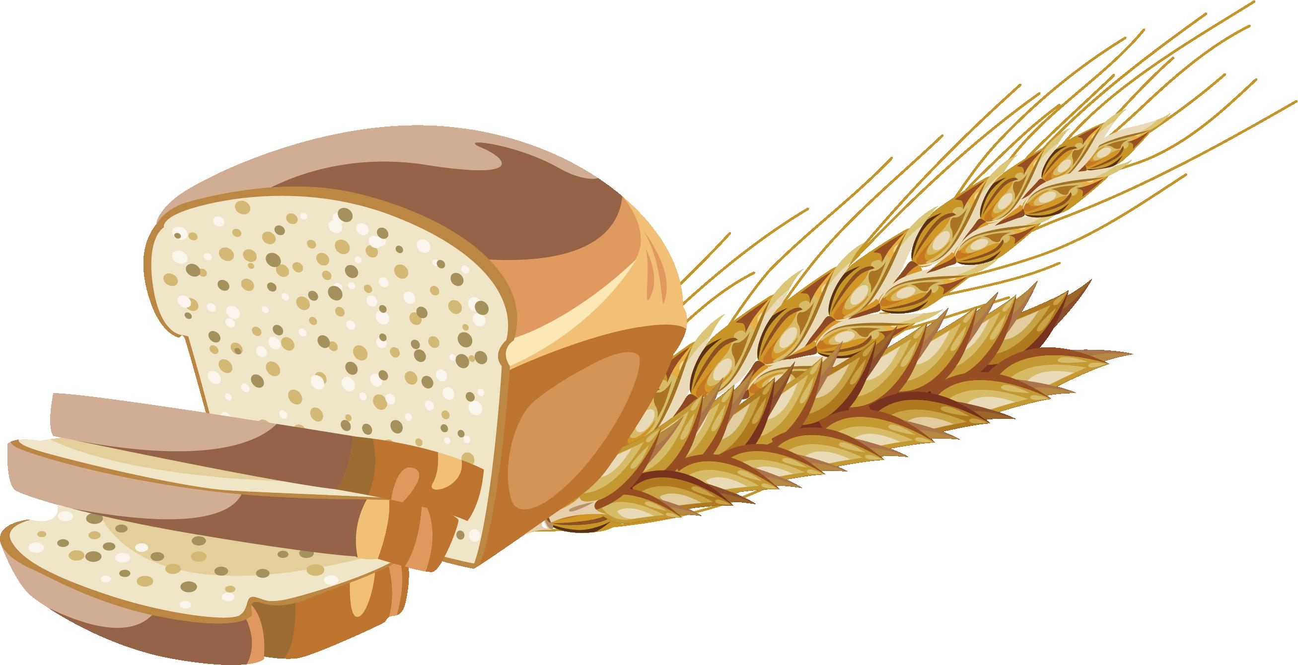 картинка значок хлеб авторские