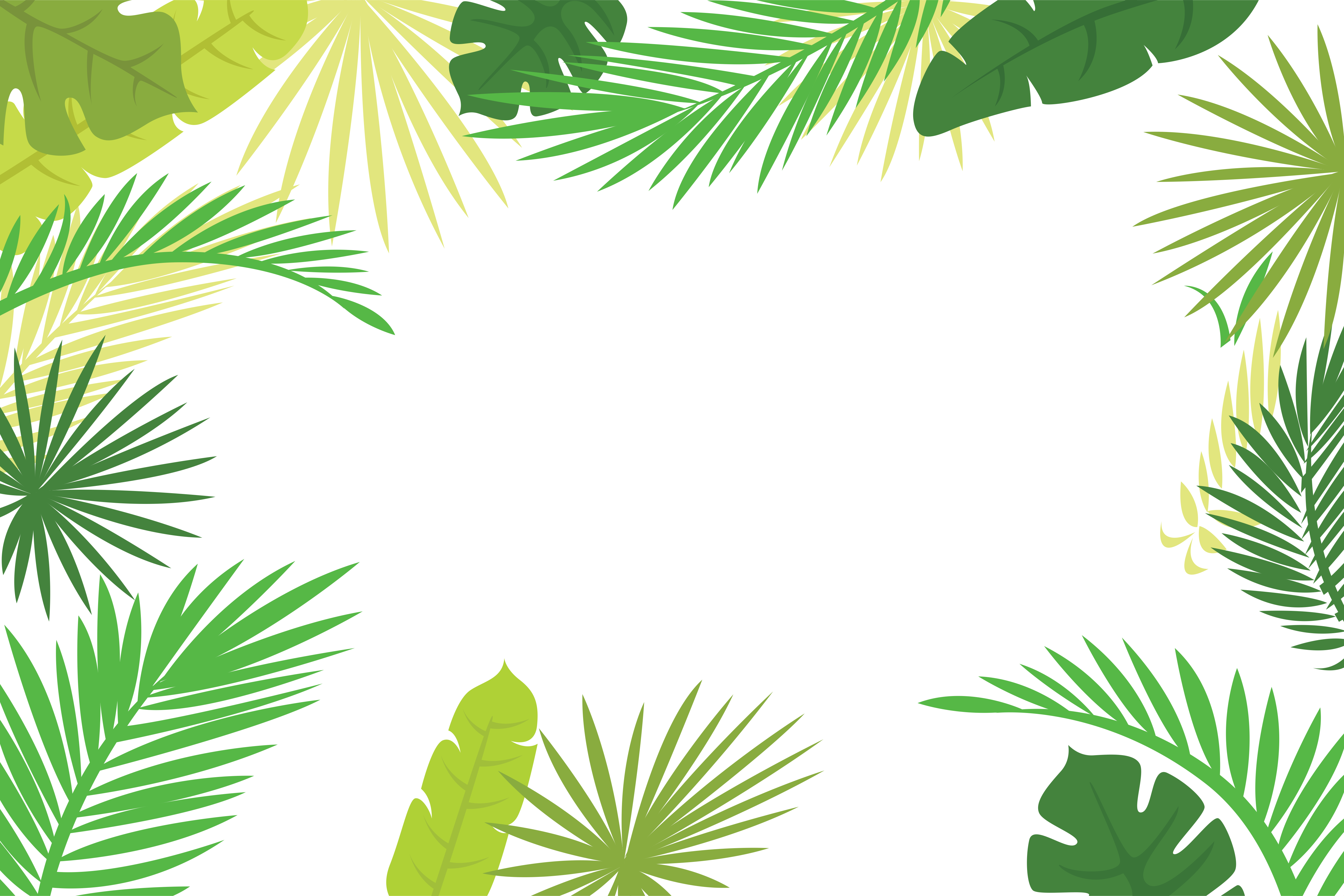Arecaceae Text Branch Leaf Illustration Tropical Leaves Border Png 5000x3334 Png Clipart Download Tropical leaves png free download number 400209430,image file format is png,image size is 20 m,this image has been released since 12/07/2018.all prf license pictures and materials on this site are authorized by lovepik.com or the copyright owner. clipartmax