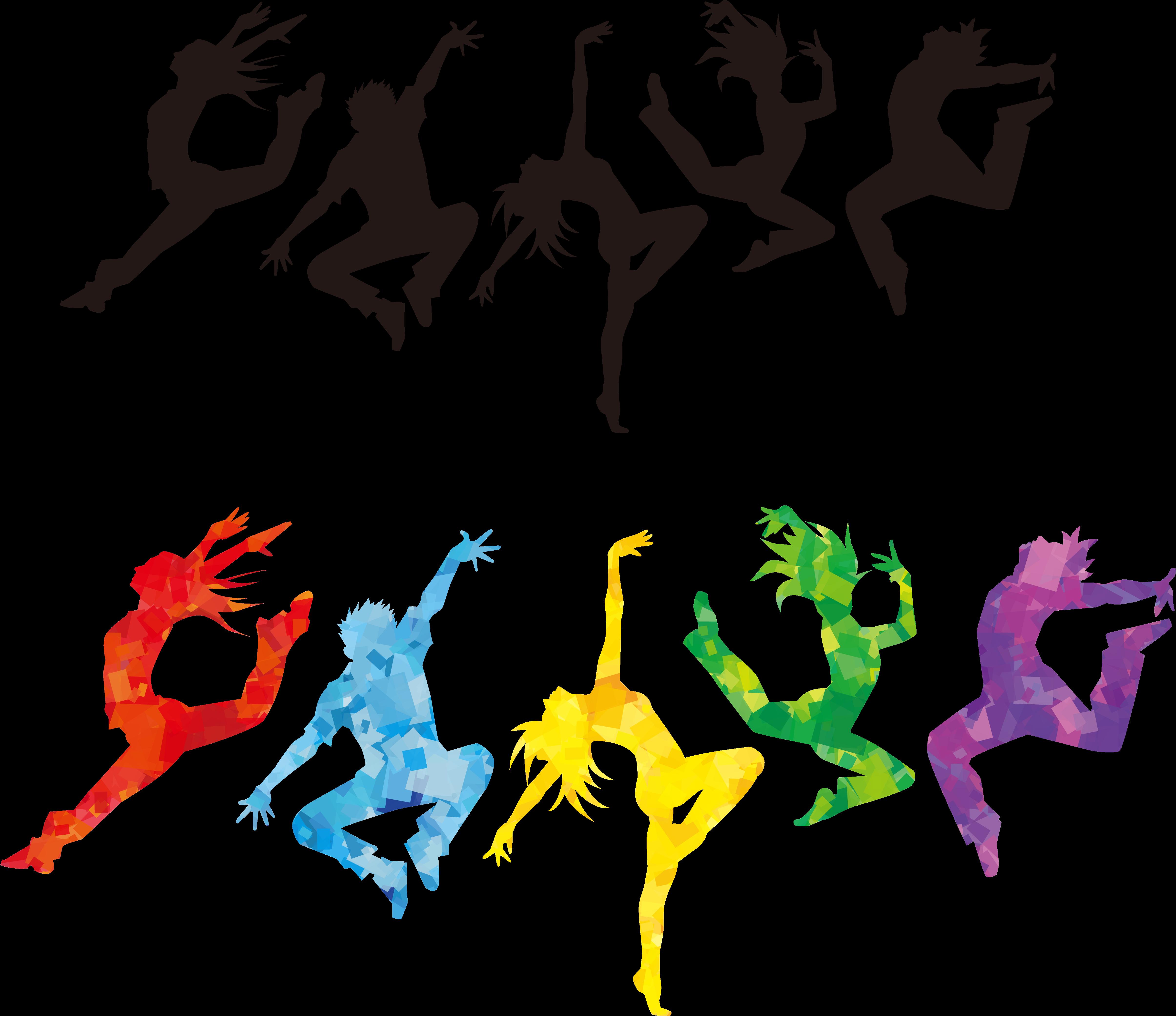 Картинки, картинки с танцующими человечками