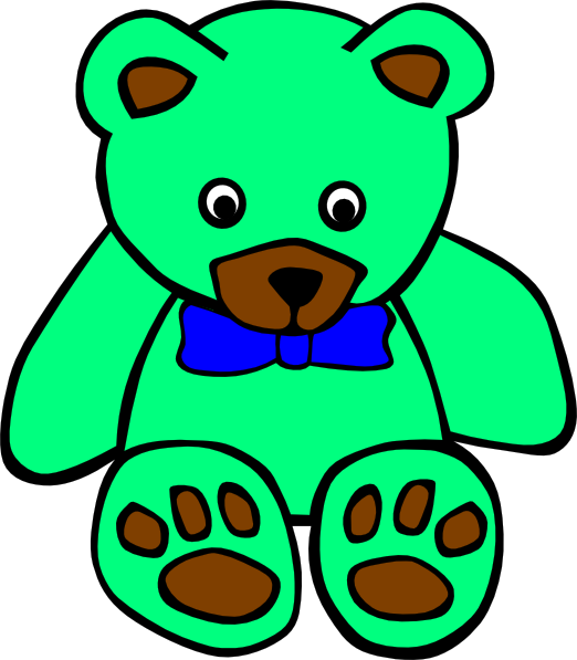 Teddy 7 Clip Art - Nice Pictures Comments Gif (522x597)