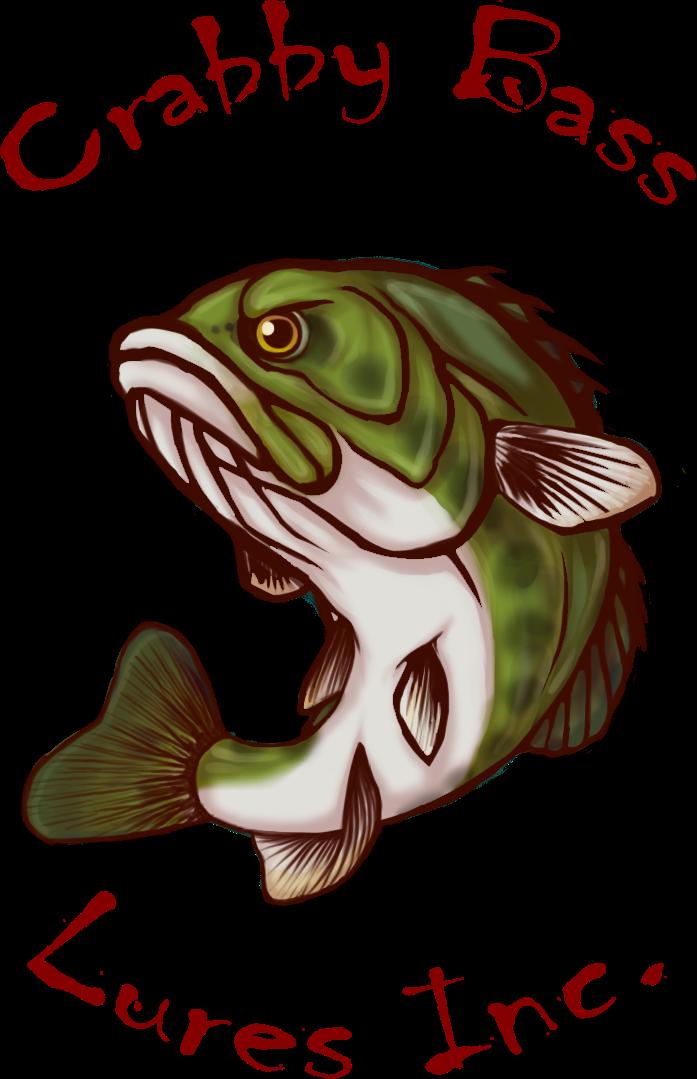 Crabby Bass Pro Staff - Soft Plastic Bait (697x1079)