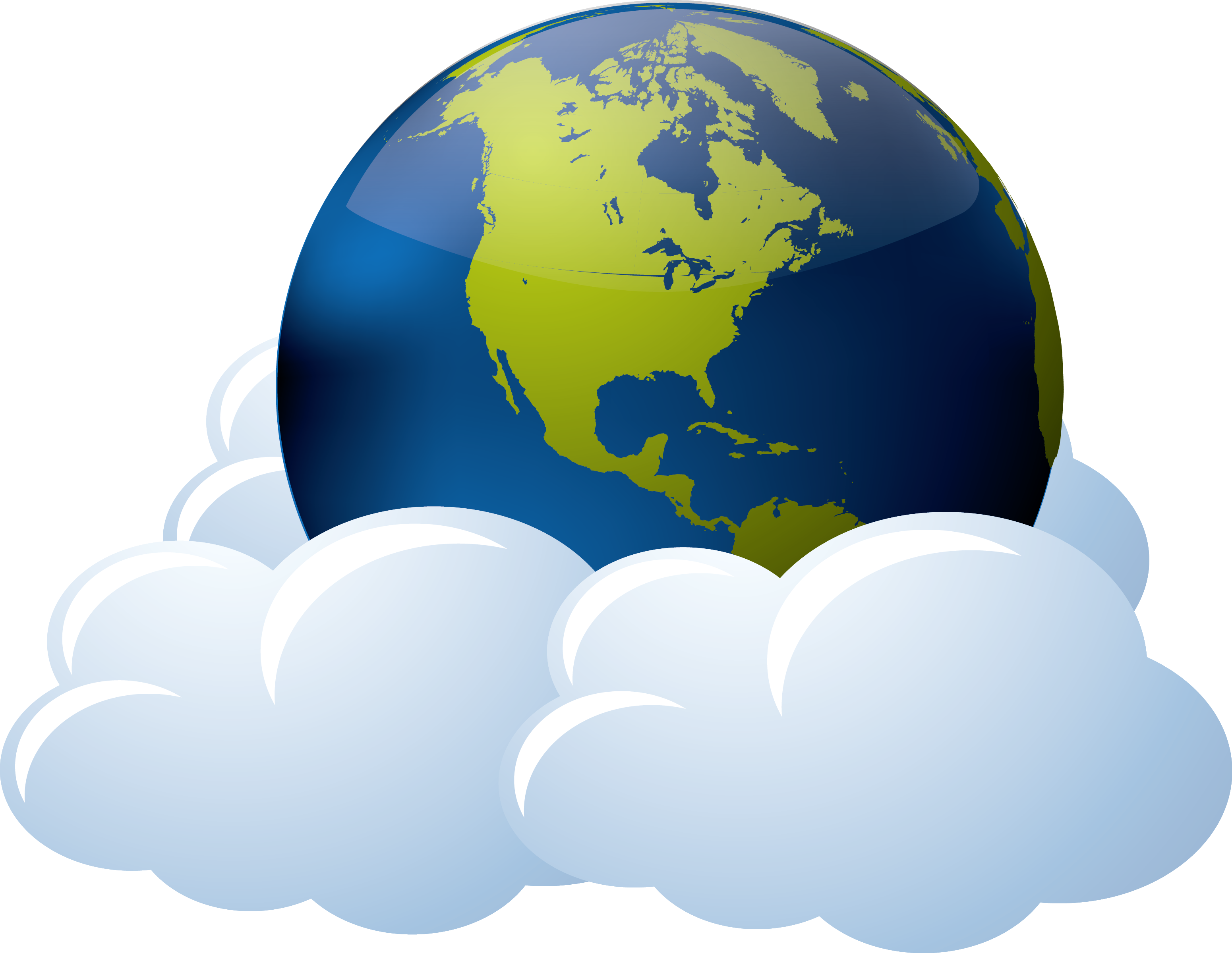 облака вокруг земли картинки самых интересных маршрутов
