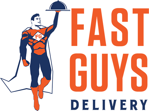 Fast Guys Delivery - Fast Food Delivery Services (500x387)