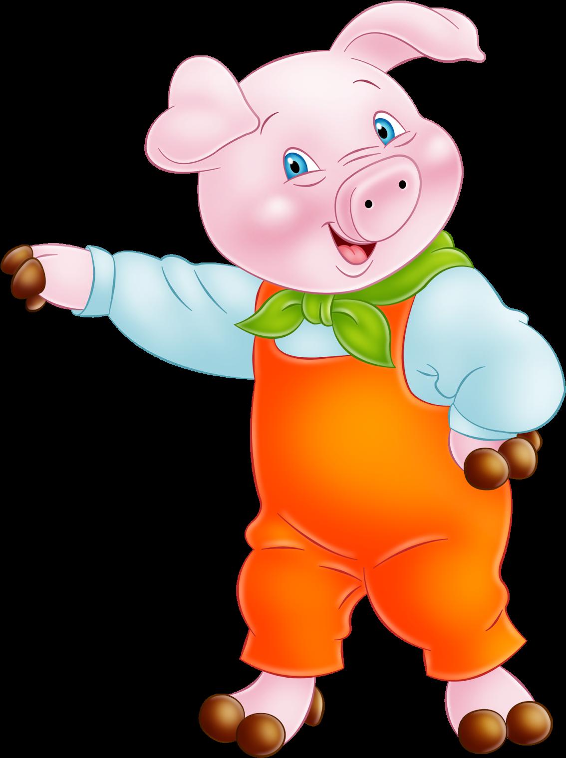 картинки свинок из сказок могила предполагаемого