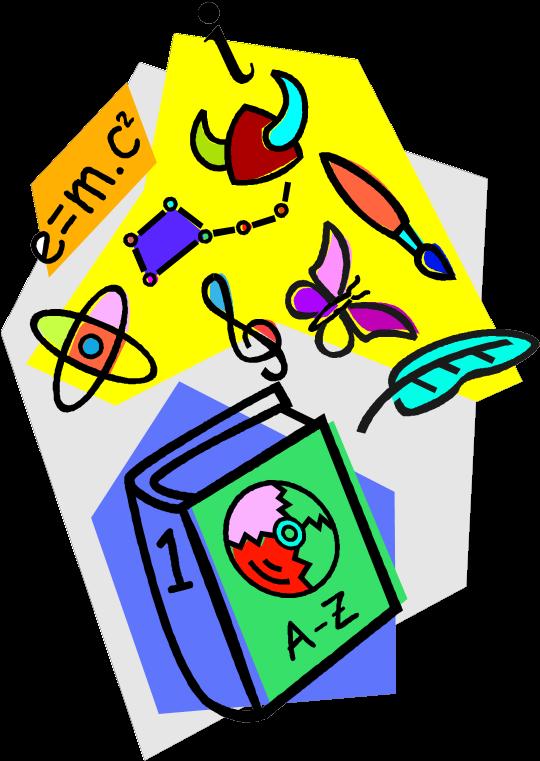 Science Fair Clip Art - Science Clip Art Transparent (546x773)