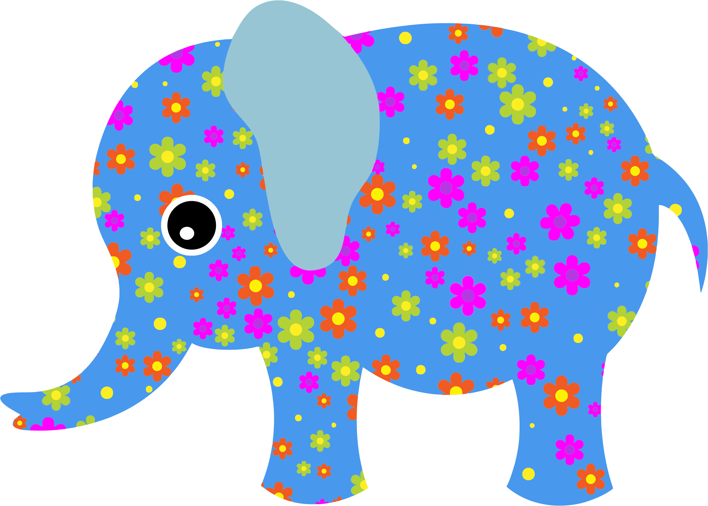 картинка слоника аппликация неблагоприятных веществ нас