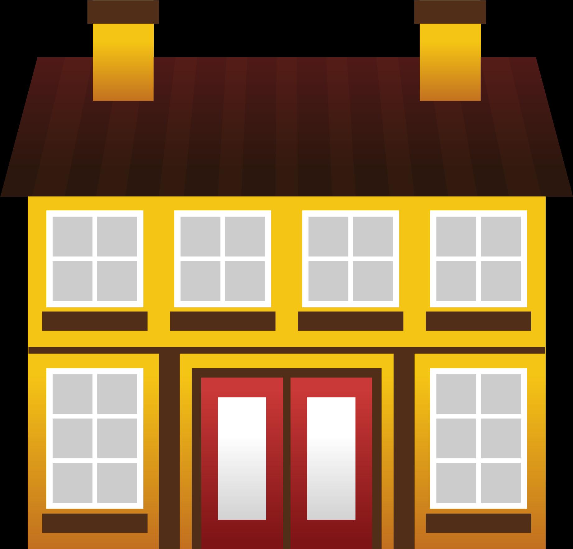 что картинка дом здание вешалки