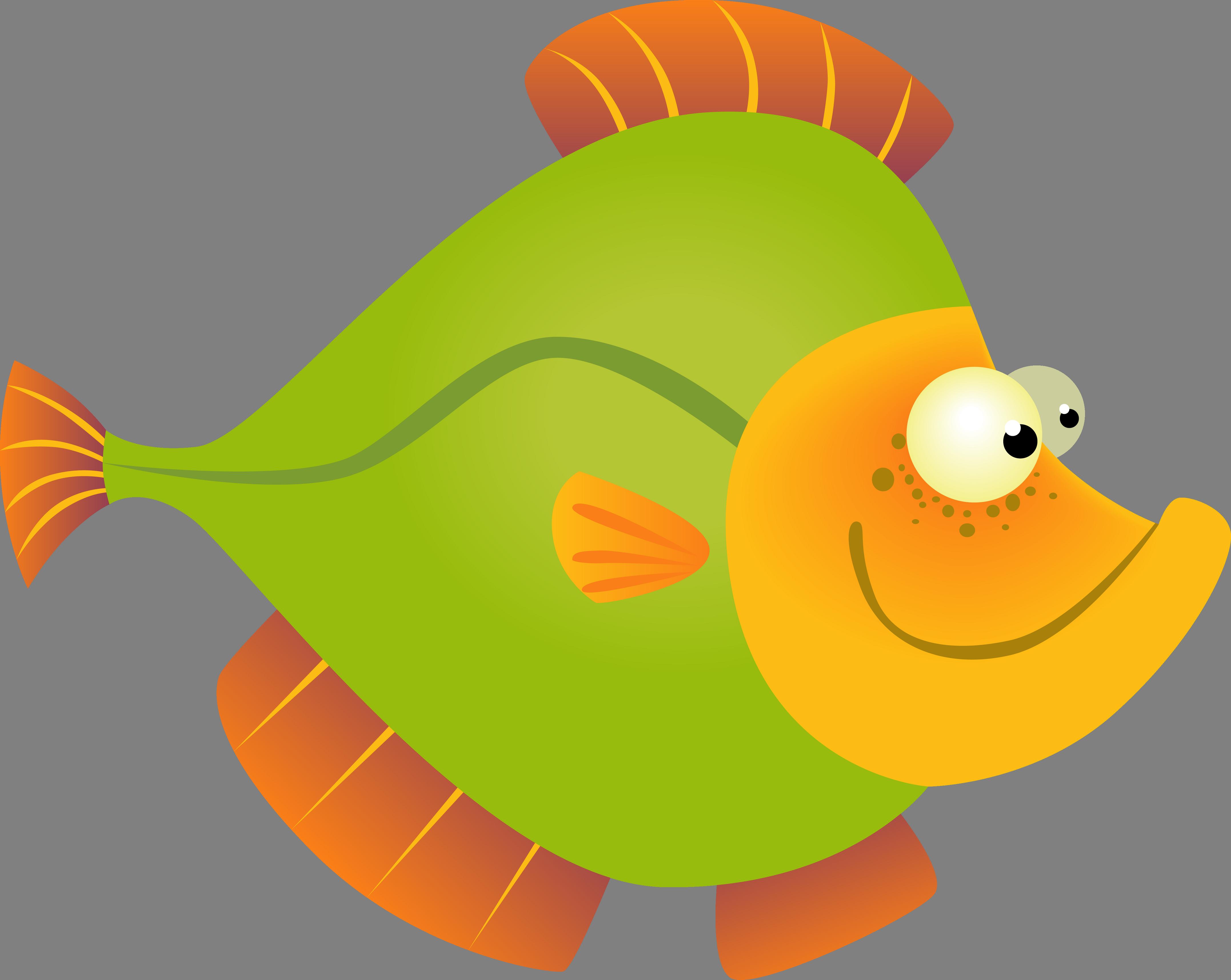 Картинки детям рыбки