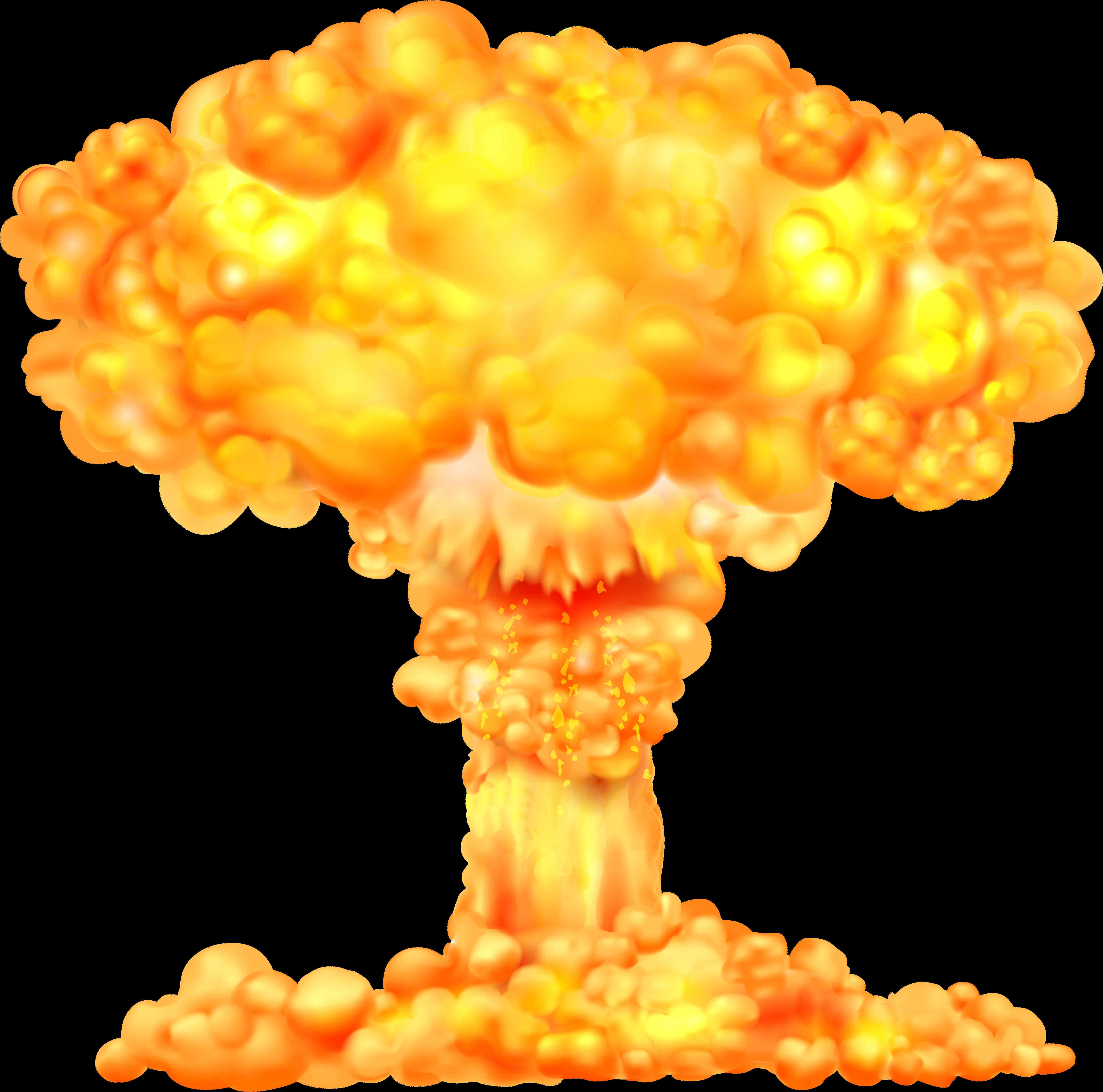 Картинки взрыва с фоном белым