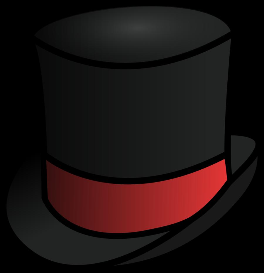 Картинка шесть шляп