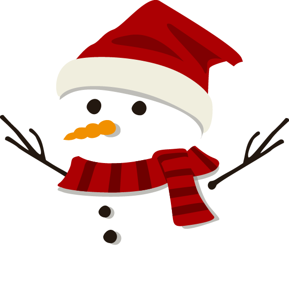 Clipart Free Download Cartoon Clip Art Cute Pattern - Christmas Snowman Cartoon Images Cute (585x595)