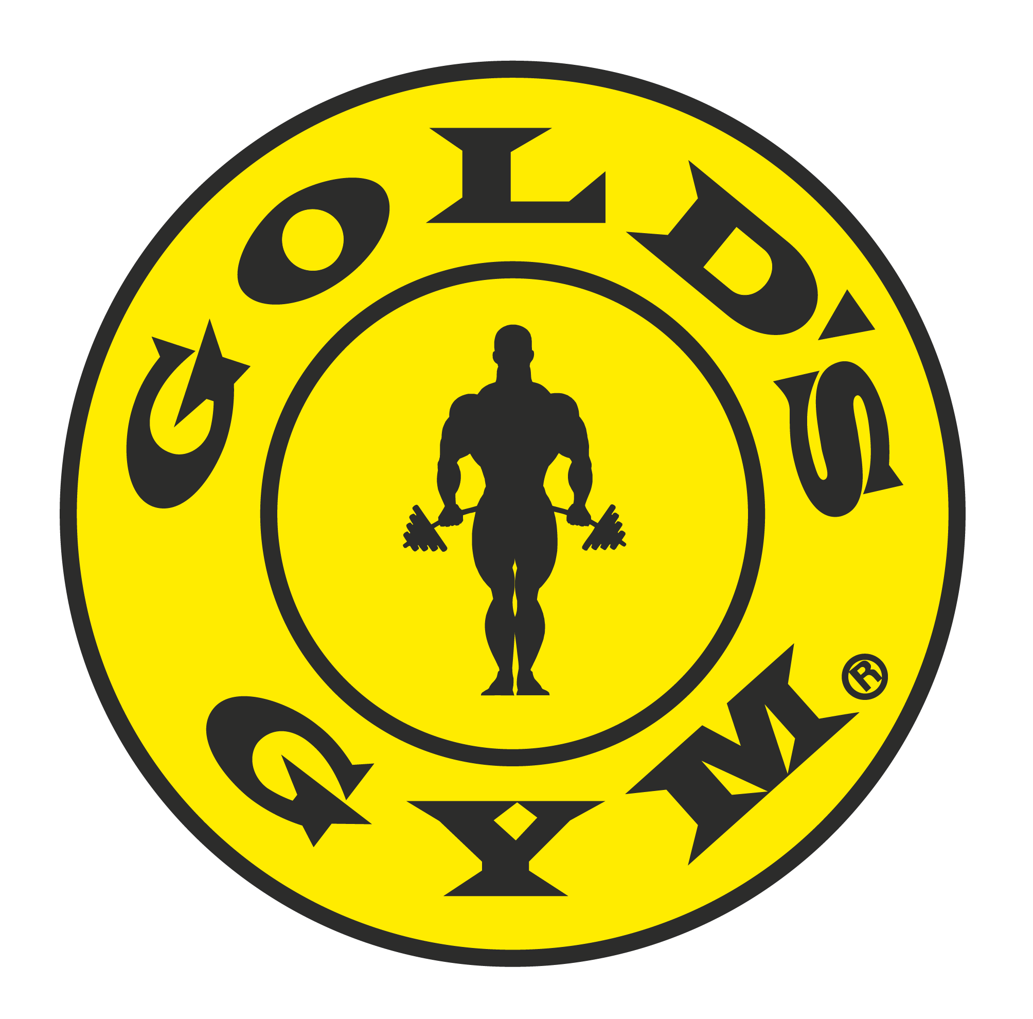 join golds gym logo - HD2008×1980