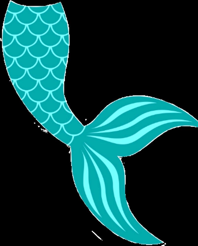 Рыбий хвост картинка для детей