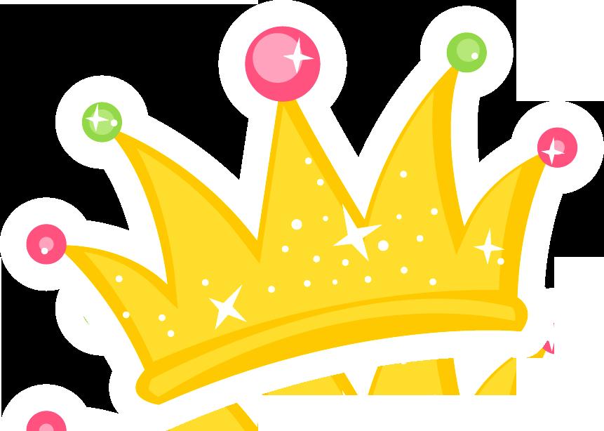Открытку своими, рисунок короны принцессы