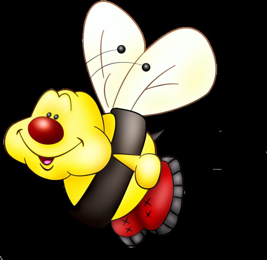 пчелка картинка анимация результате