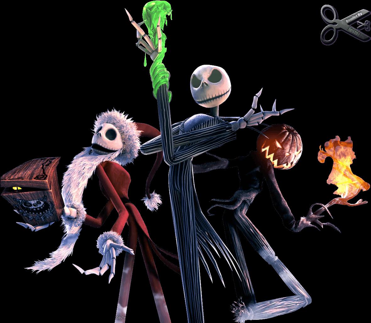 Nightmare Before Christmas Wallpaper Jack Skellington Pumpkin