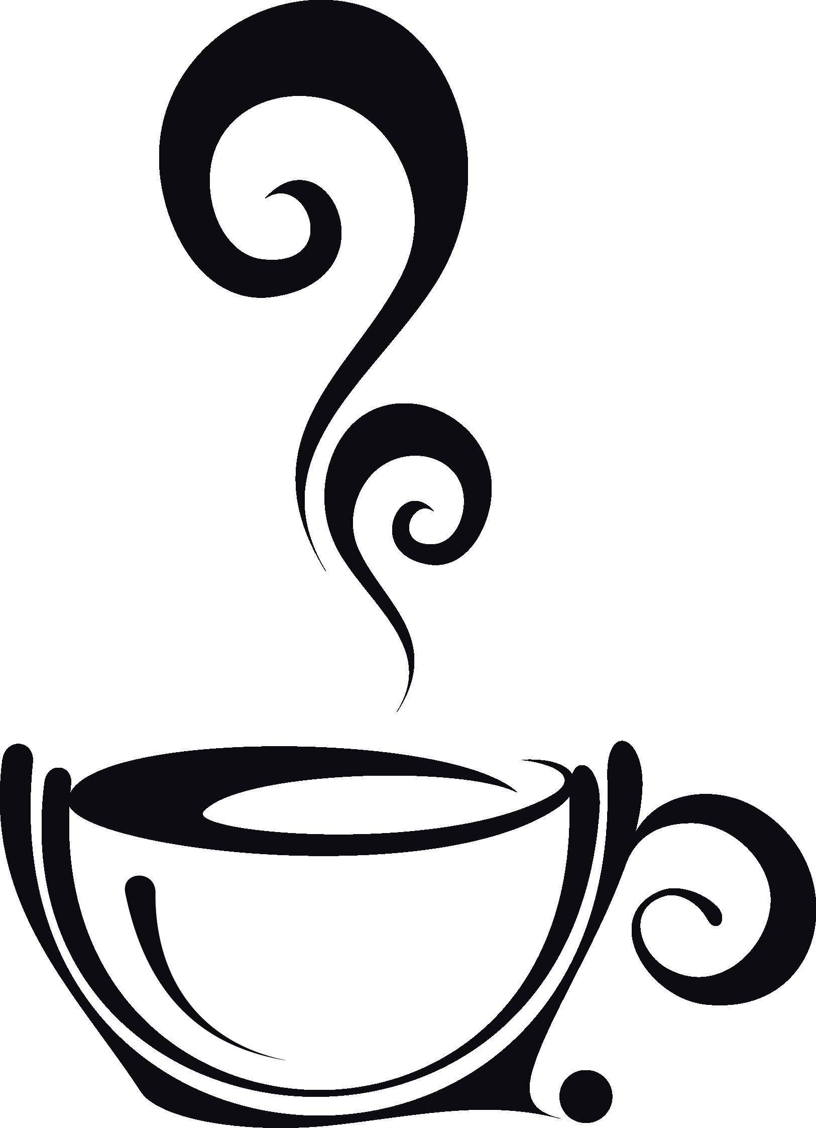 Железной дороги, чашка кофе картинки черно белые