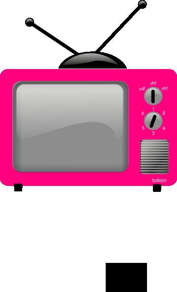 Television Clip Art (360x592)