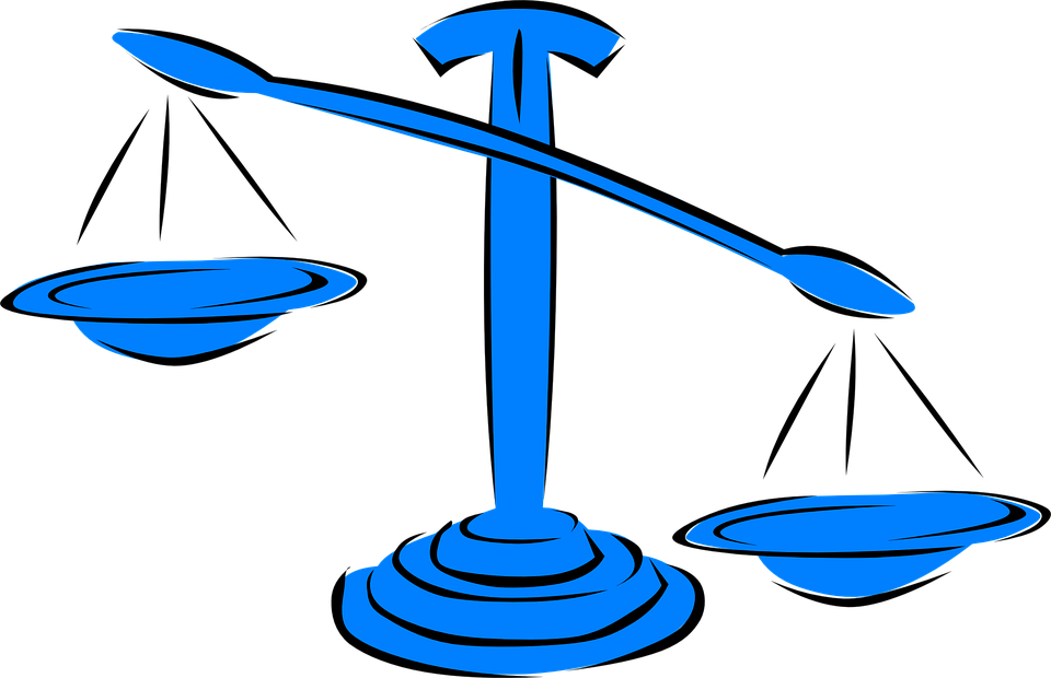 Scale Clipart Balance Weight Balancing Scale Clip Art 960x620 Png Clipart Download