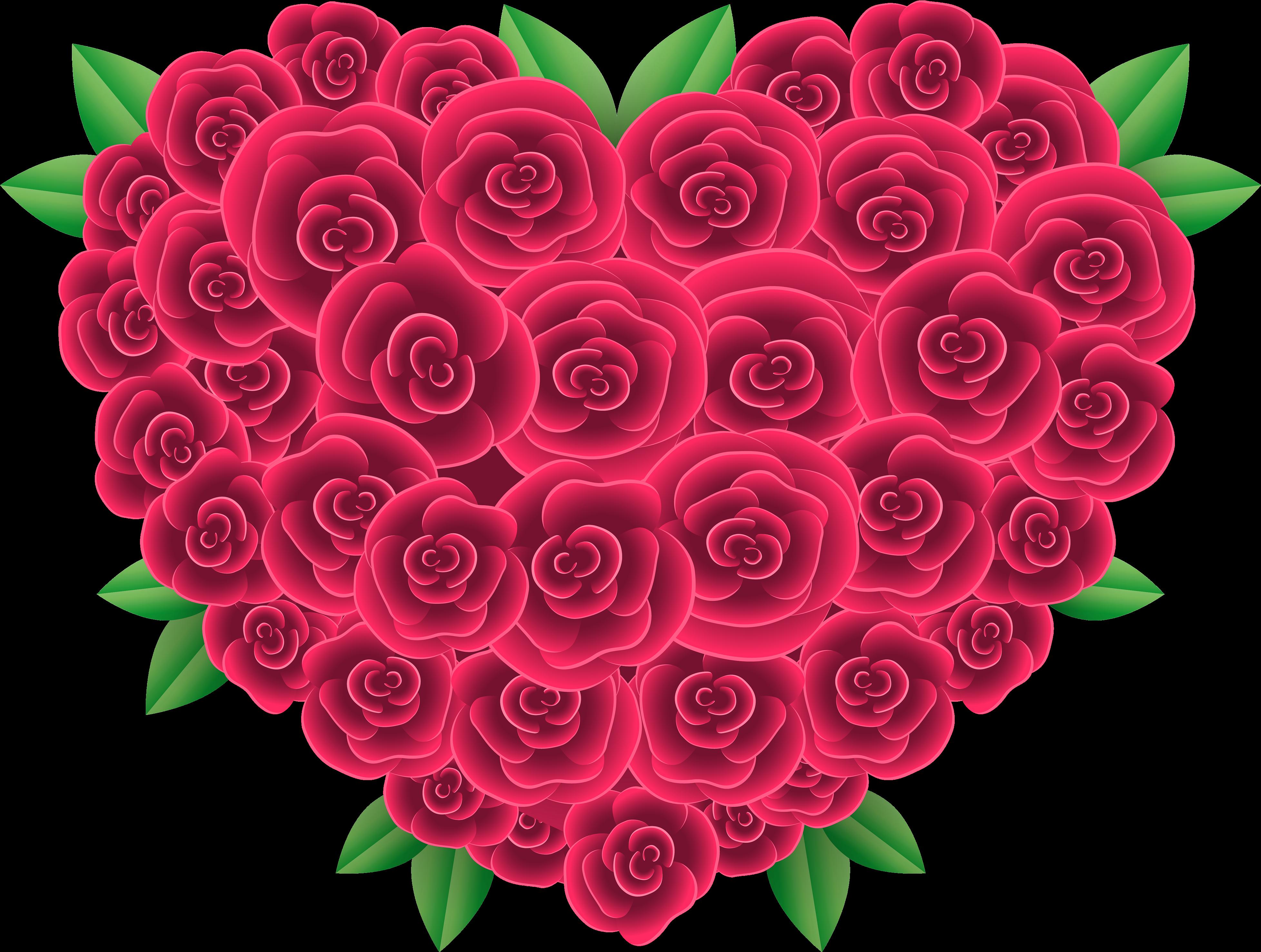 Можно, открытка в форме розы