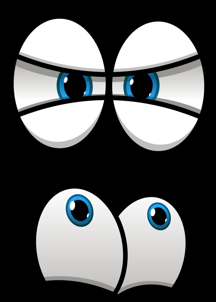 Глаза прикольные рисунки