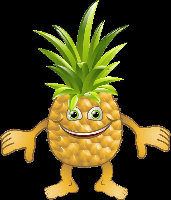 Смешные фрукты рисунки, спб